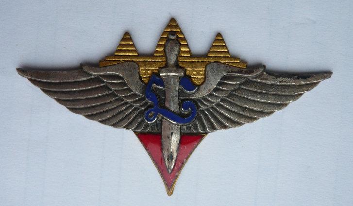 Bataillon de parachutistes Indochinois 1BPKdrago