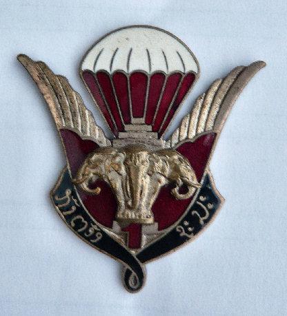 Bataillon de parachutistes Indochinois 1BPL